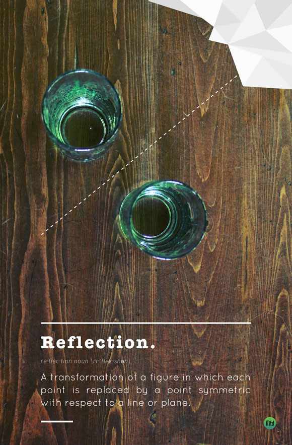 Free posters - Reflection - Full poster