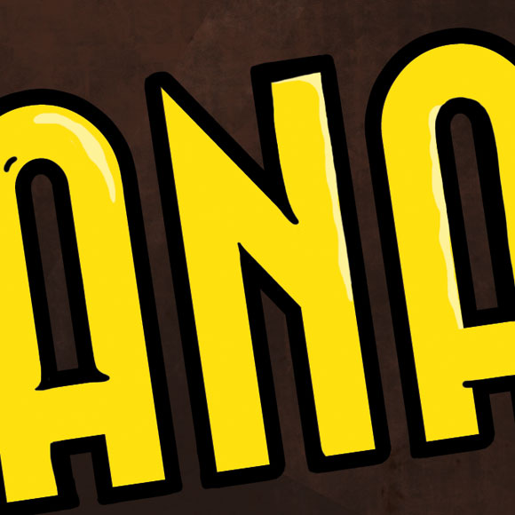 Free posters - Banana Propaganda - Close-up 3