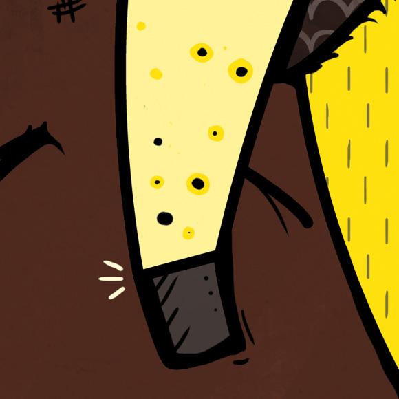 Free posters - Banana Propaganda - Close-up 4