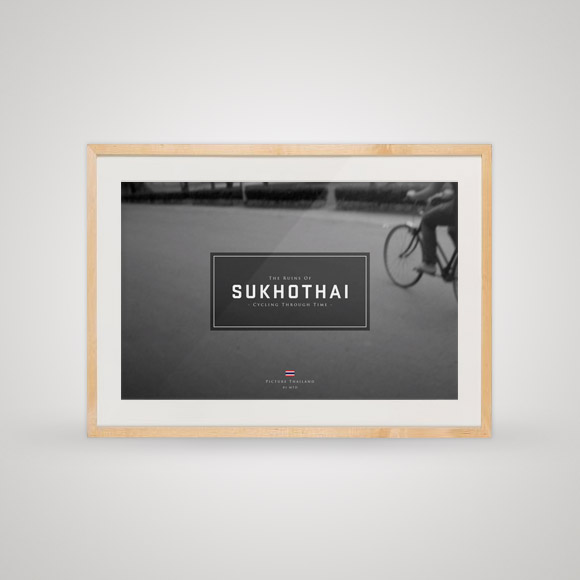 Free posters - Sukhothai - In frame