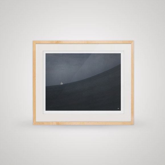 Free posters - Sea level - In frame