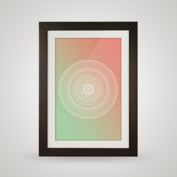 free printable posters eyes on pattern framed