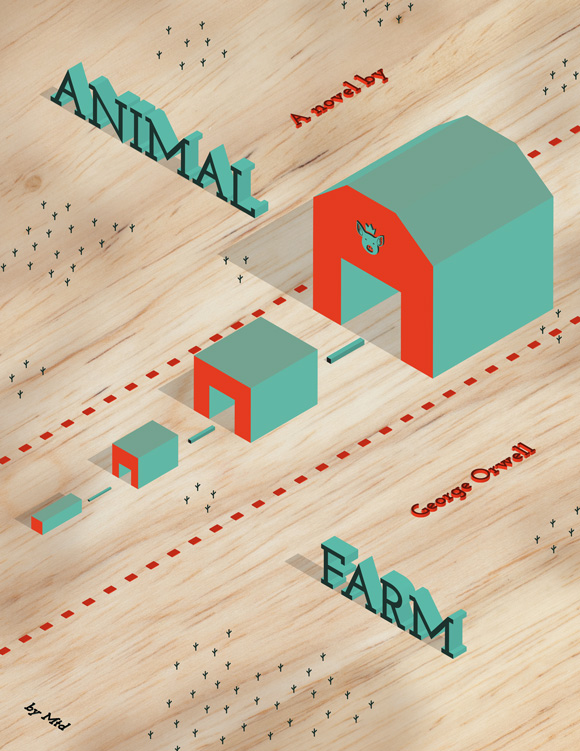 Free poster - animal farm full