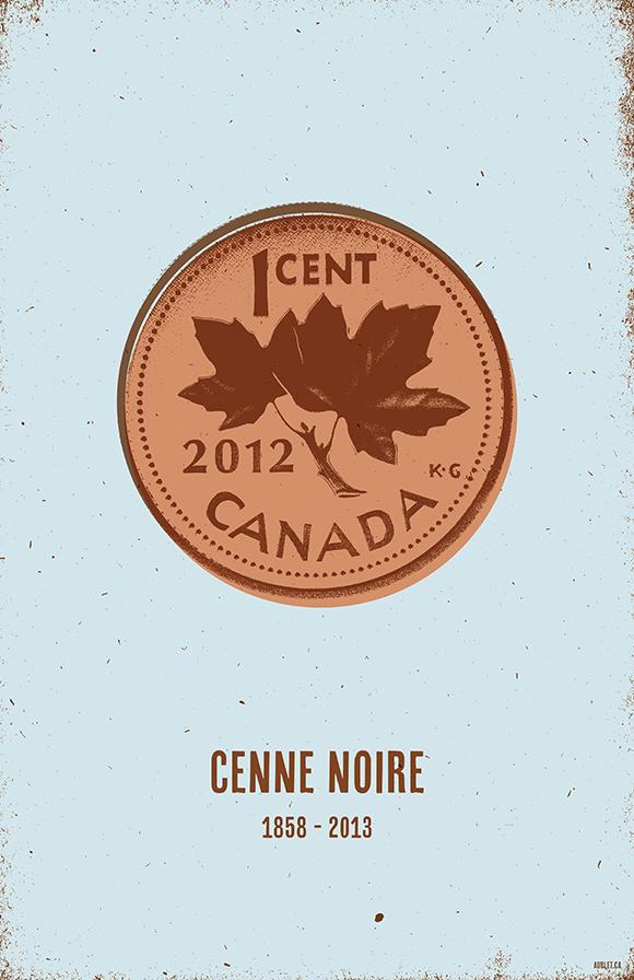 Free poster - Cenne Noire - Full