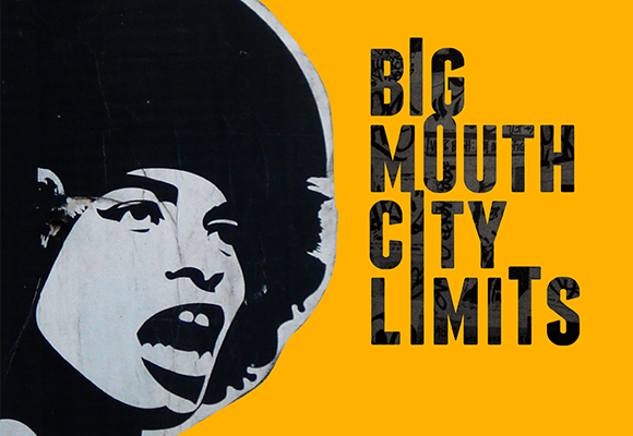 Free poster - City limits - Close up 1