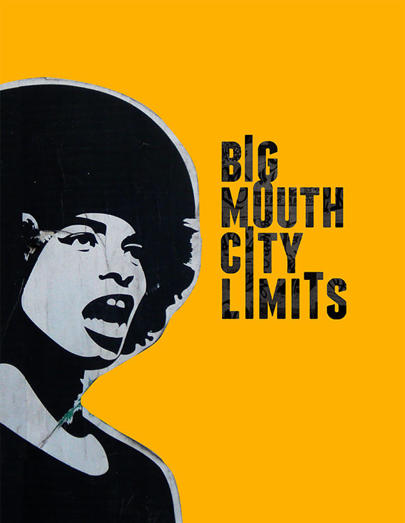 Free poster - City limits - Full