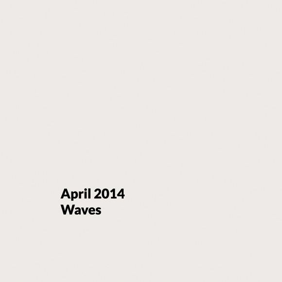 Free printable poster - The 1960 Collection - Waves - Close up 3