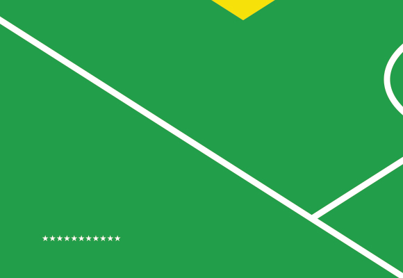 Free printable poster - Brazil World Cup 2014 - Close up 2